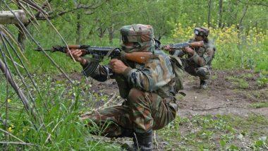 जम्मू-कश्मीर के पुंछ में एलओसी पर पाकिस्तानी सेना ने  की गोलीबारी, सेना का मुंहतोड़ जवाब