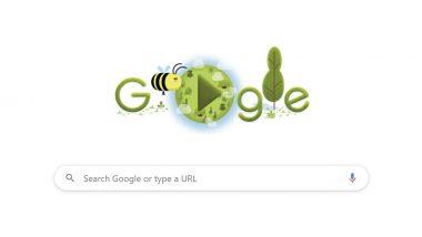 Earth Day Google Doodle: पृथ्वी दिवस 2020 सेलिब्रेट कर रहा है गूगल, खास डूडल में मधुमक्खी के जरिए दर्शाया धरती पर छोटे जीव का महत्व