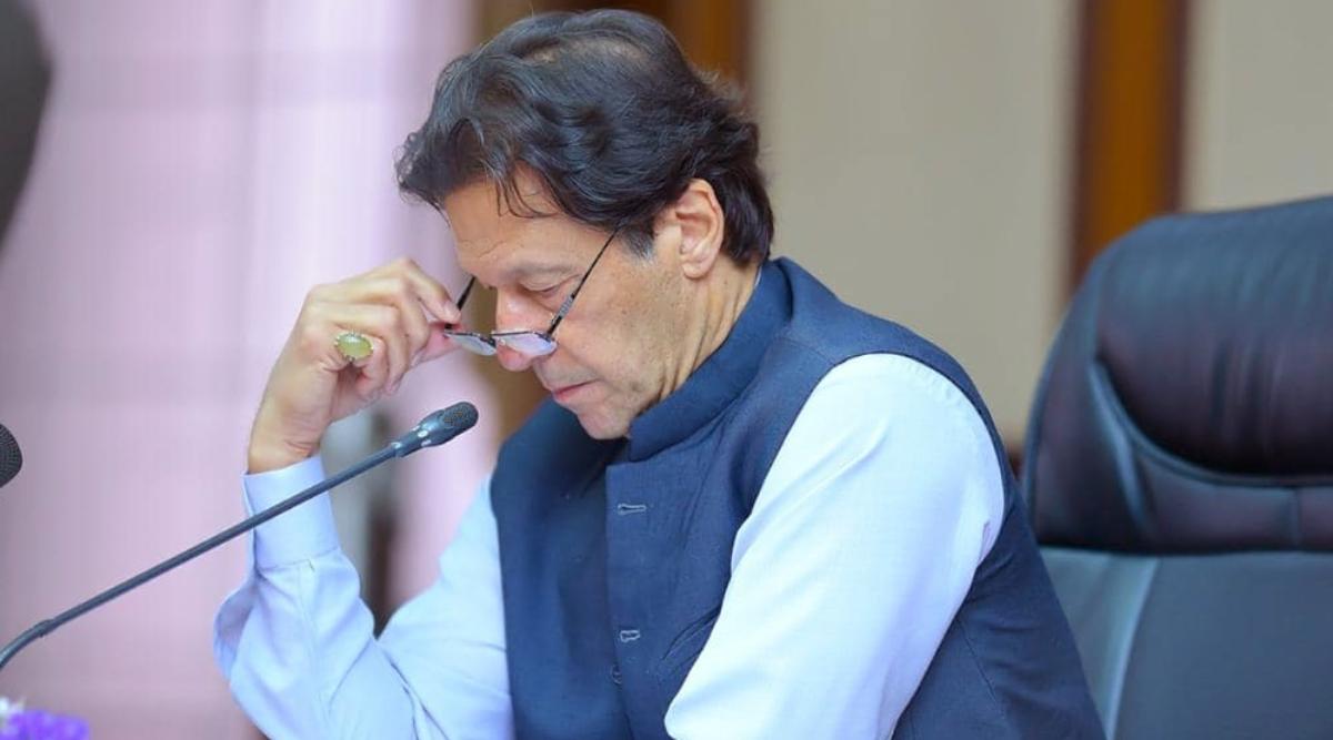 पाकिस्तान के प्रधानमंत्री इमरान खान ने फिर से लॉकडाउन लगाने के विकल्प को किया खारिज