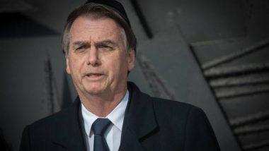 कोरोना से जंग: ब्राजील के राष्ट्रपति Jair Bolsonaro ने पीएम मोदी को लिखी चिट्ठी- भगवानहनुमान के संजीवनी लाने से की भारत कीमदद की तुलना
