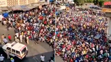 बांद्रा भीड़ मामला: गिरफ्तार 9 आरोपियों को कोर्ट ने 19 अप्रैल तक पुलिस हिरासत में भेजा