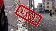 Fact Check: कोरोना के कारण इटली की सड़कों पर क्या सच में फेंकें गए पैसे, जानिए वायरल तस्वीरों की हकीकत