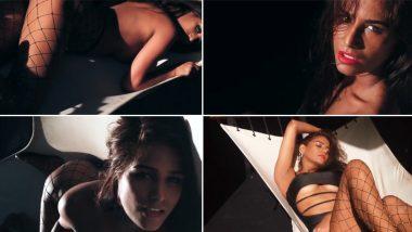 Poonam Pandey Bold Video: हॉट एक्ट्रेस पूनम पांडे के इस बोल्ड सेमी-न्यूड वीडियो ने मचाया बवाल