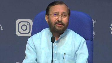 लॉकडाउन को लेकर राहुल गांधी के सवाल पर केंद्रीय मंत्री प्रकाश जावड़ेकर का पलटवार, कहा- संकट के समय कांग्रेस कर रही दोहरी राजनीति