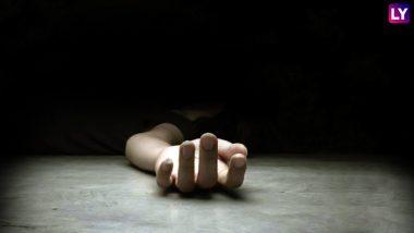 आंध्र प्रदेश में पत्नी से वीडियो कॉल के दौरान पति ने दुर्घटनावश लगा ली फांसी