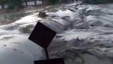 मध्य प्रदेश: सिंगरौली में रिलायंस पावर प्लांट का फ्लाई ऐश डैम टूटा, कई घरों में भरा राख का मलबा, 5 लोगों के लापता होने की खबर (Watch Video)