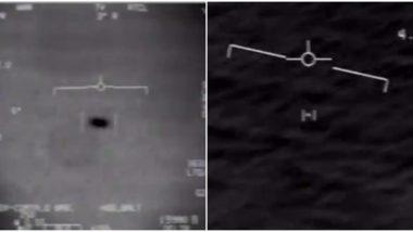 क्या सच में धरती पर आई थी एलियंस की उड़न तश्तरी? पेंटागन ने जारी किया अज्ञात हवाई घटना का वीडियो