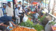 Covid-19: देश में कोविड प्रतिबंधों से व्यापार सात दिनों में ही 30 फीसदी घटा, बाजार में लोगों की मौजूदगी हुई आधी