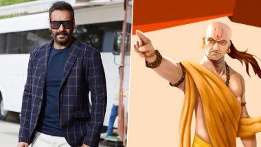 फिल्म 'चाणक्य' के लिए अजय देवगन मुंडवाएंगे अपना सिर, नए लुक से फैंस को करेंगे इम्प्रेस