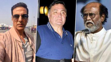 RIP Rishi Kapoor: ऋषि कपूर के निधन से सदमे में फिल्म इंडस्ट्री, अक्षय कुमार, रजनीकांत समेत इन एक्टर्स नेदी श्रद्धांजलि