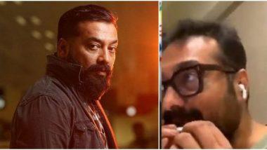 अनुराग कश्यप लाइव वीडियो में बना रहे थे जॉइंट? आरोप लगने के बाद निर्देशक ने ट्विटर पर दिया मुंहतोड़ जवाब