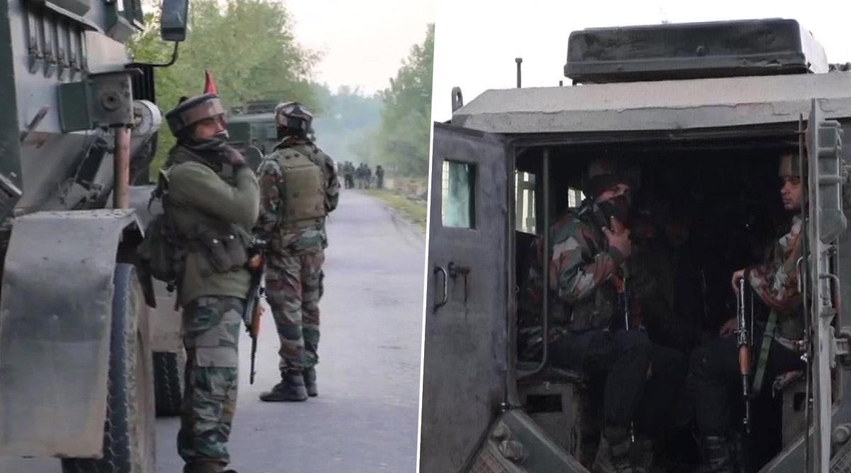जम्मू-कश्मीर: पुलवामा में CRPF और पुलिस के टुकड़ी पर आतंकी हमला, सुरक्षाबलों ने भी किया पलटवार
