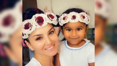 'लकी मॉमी' सनी ने बेटी को बताया बेहद खूबसूरत, सोशल मीडिया पर शेयर किया खुबसूरत विडियो