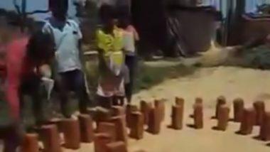 खेल-खेल में बच्चों ने ईटों के जरिए बताया सोशल डिस्टेंसिंग का महत्व, वीडियो शेयर कर पीएम मोदी बोले- इसमें कोरोना महामारी से बचने की एक बड़ी सीख