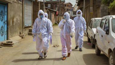 पाकिस्तान में कोरोना संक्रमण के कुल 54,601 मामले दर्ज, अब तक 1,133 संक्रमितों की हुई मौत