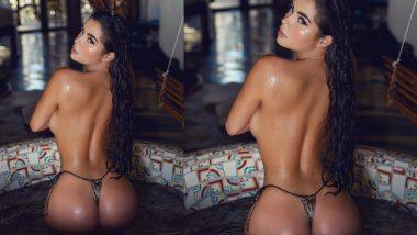 Demi Rose Bold Photo: डेमी रोज ने नहाते हुए दिखाया अपना परफेक्ट फिगर, फोटो देख सांसे जाएंगी अटक