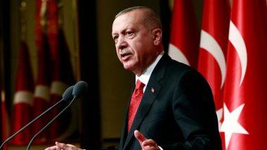 तुर्की ने रूसी S-400 रक्षा प्रणाली का किया परीक्षण, राष्ट्रपति रेसेप तैयप एर्दोगन ने की पुष्टि
