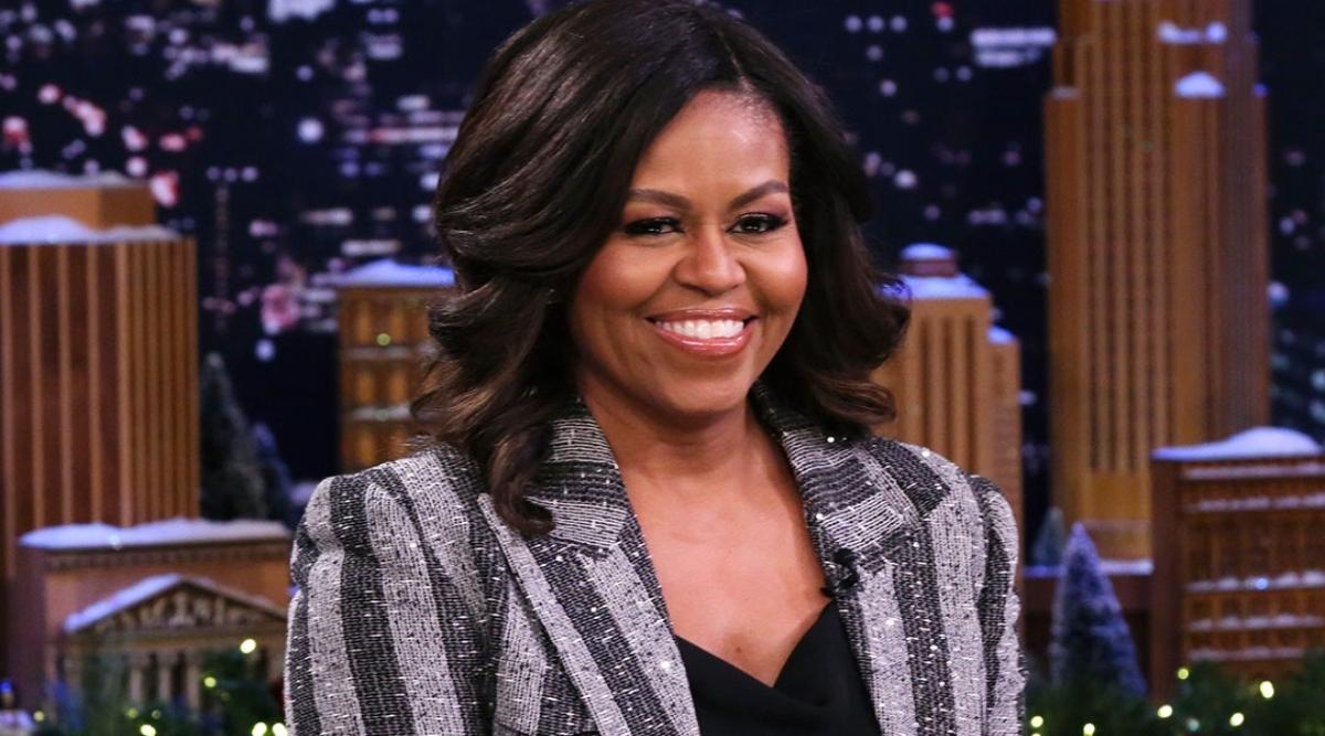 अमेरिका की पूर्व प्रथम महिला मिशेल ओबामा पर बनी डॉक्यूमेंट्री 'Becoming' नेटफ्लिक्स पर 6 मई को होगी रिलीज, फर्स्ट लुक जारी