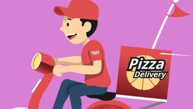 दिल्ली: Pizza डिलीवरी ब्वॉय के COVID-19 पॉजिटिव होने से मचा हडकंप, 72 लोगों को किया गया होम क्वारेंटाइन