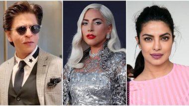 COVID 19: लेडी गागा के कंसर्ट से जुड़े शाहरुख खान और प्रियंका चोपड़ा