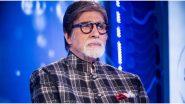 बॉलीवुड के दिगग्ज कलाकार अमिताभ बच्चन कोरोना पॉजिटिव, मुंबई के नानावटी अस्पताल में कराए गए भर्ती