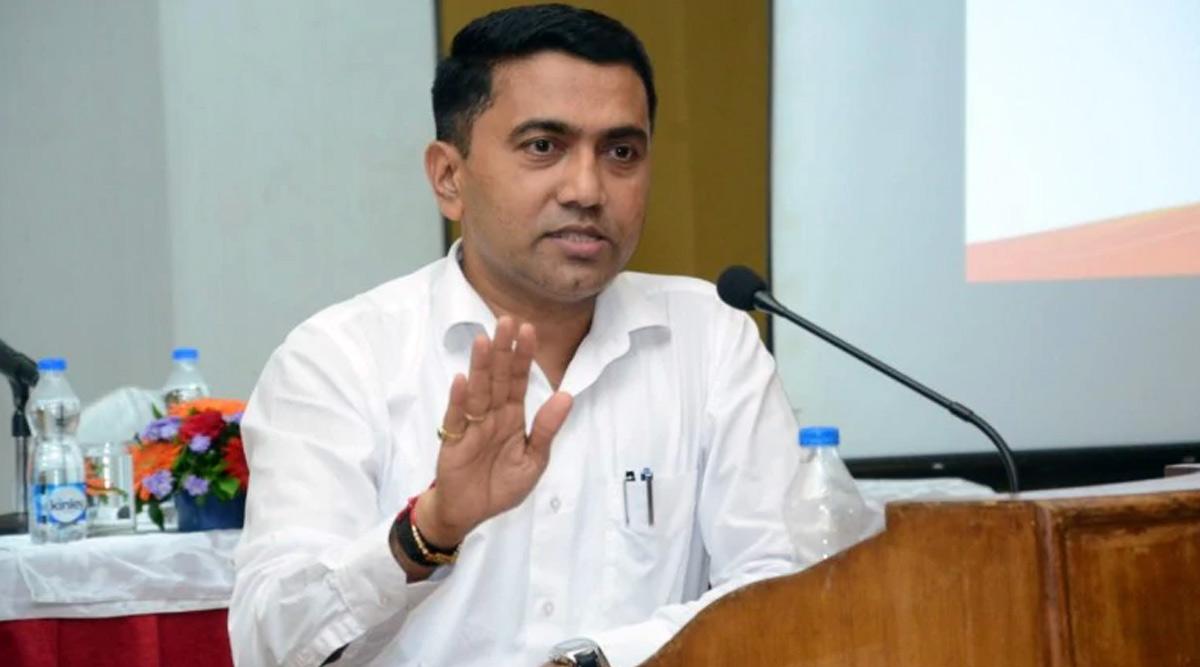 गोवा के मुख्यमंत्री प्रमोद सावंत ने कहा- गृह मंत्रालय 15 दिनों के लिए बढ़ा सकता है लॉकडाउन