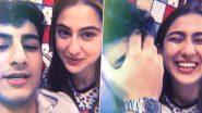 सारा अली खान ने भाई इब्राहिम अली खान के साथ शेयर किया स्नेपचैटVideo, मस्ती देखकर आपको भी आएगी हंसी