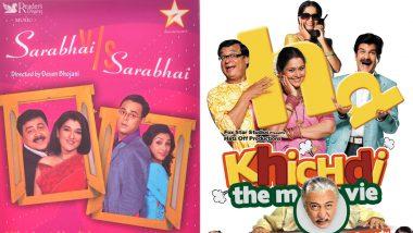 रामयाण और महाभारत के बाद टीवी पर लौटेगा खिचड़ी और साराभाई वर्सेस साराभाई