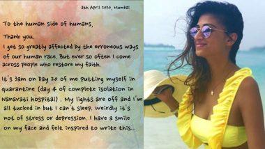 COVID 19: शजा मोरानी को अस्पताल से मिली छुट्टी, सोशल मीडिया पर लंबा नोट लिख अपने अनुभव को किया शेयर