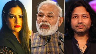 पीएम नरेंद्र मोदी ने शेयर किया सिंगर कैलाश खेर का ट्वीट, सोना मोहपात्रा ने कहा- ये तो मीटू का आरोपी है