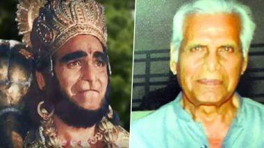 रामायण शो के सुग्रीव उर्फ श्याम सुंदर का निधन, राम का किरदार निभाने वाले अरुण गोविल ने दी श्रद्धांजलि
