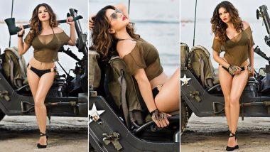 Sunny Leone Hot Photo: सनी लियोनकी ये हॉट फोटोज आइसोलेशन में मौजूद फैंस को कर रहीहै मदहोश, अकेले में देखें