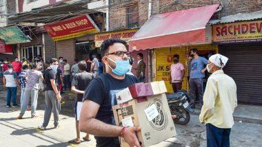 दिल्ली सरकार ने 66 निजी शराब की दुकानों को फिर से खोलने की दी अनुमति