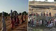 महाराष्ट्र: कोरोना ही नहीं पानी की किल्लत भी बनी टेंशन, प्यास बुझाने के लिए 10 KM तक चलना पड़ रहा है