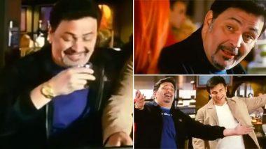 RIP Rishi Kapoor: करीना ने ऋषि कपूर और सैफ अली खान का दिल छू लेने वाला वीडियो किया शेयर, यहां देखें