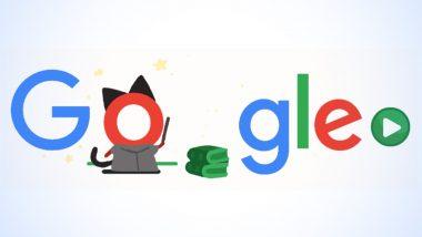 Popular Google Doodle Games: गूगल डूडल के मशहूर गेम 'Halloween' से अपने बोरियत भरें दिन को बनाएं खास, घर बैठकर खेलें यह मजेदार खेल