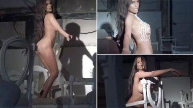 Poonam Pandey Bold Video: पूनम पांडे ने न्यूड होकर बनाया 'Dirty Bomb' वीडियो, लोगों के छूटे पसीने