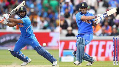 ऋषभ पंत ने कहा- धोनी मेरे मेंटर की तरह हैं, टीम इंडिया के सीनियर खिलाड़ियों ने हमेशा मेरी मदद की