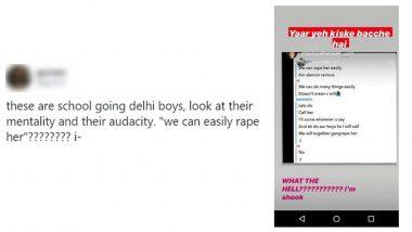 Bois Locker Room: DCW ने दिल्ली पुलिस के साथ इंस्टाग्राम को भेजा नोटिस, आरोपियों के विवरण मांगने के साथ FIR की कॉपी भी मांगी