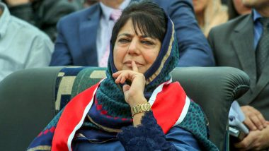Former CM of Jammu and Kashmir Mehbooba Mufti's big statement - nothing can be achieved by killing political activists, former CM of Jammu and Kashmir Mehbooba Mufti's big statement - nothing can be achieved by killing political activists
