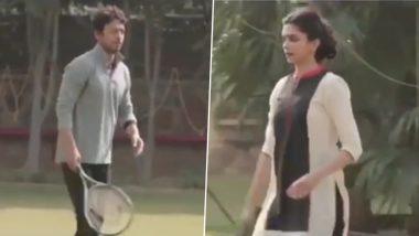 दीपिका पादुकोण ने इरफान खान के साथ टेनिस खेलते हुए वीडियो किया शेयर, लिखा- प्लीज लौट आओ