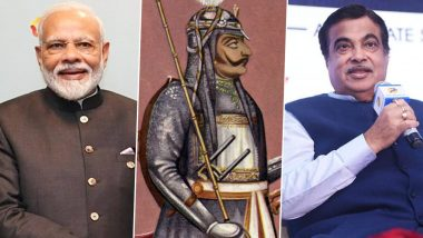 महाराणा प्रताप की 480वीं जयंती आज, पीएम मोदी-नितिन गड़करी सहित इन नेताओं ने ट्वीट कर किया याद