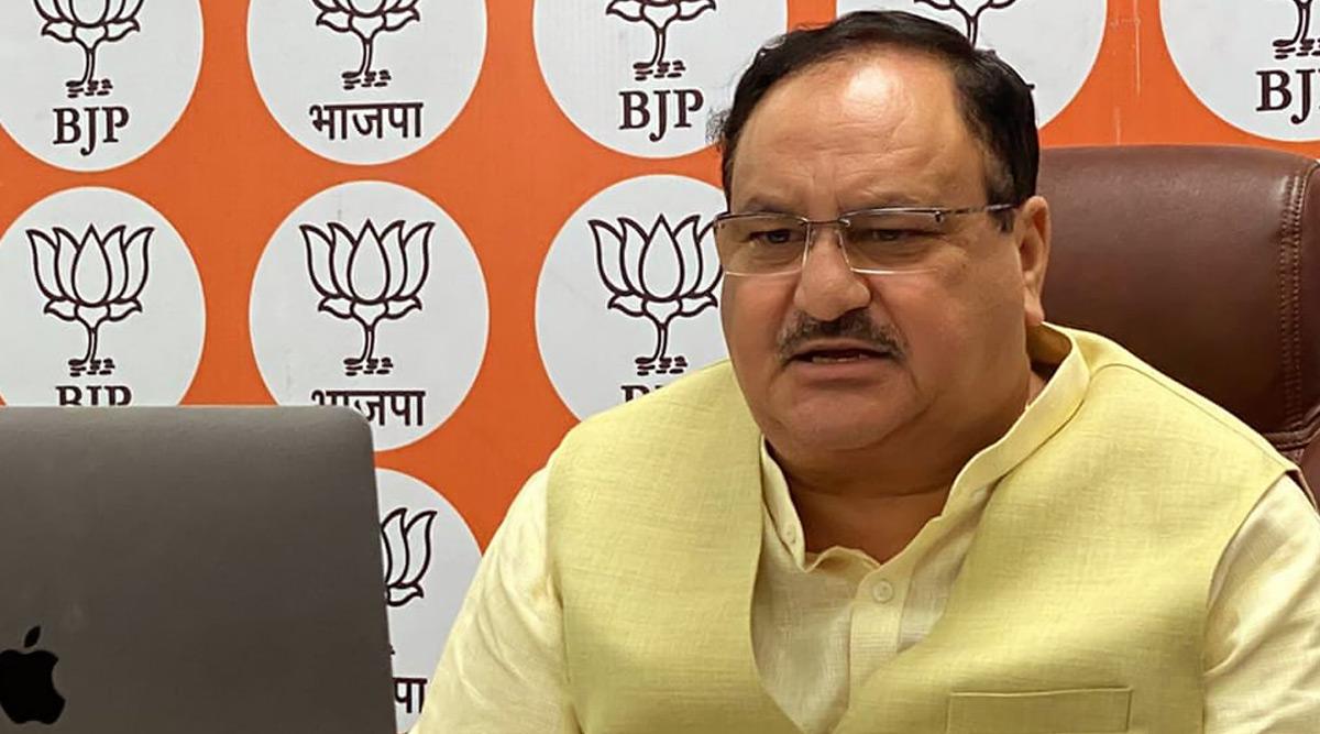 बीजेपी अध्यक्ष जेपी नड्डा ने राजीव गांधी फाउंडेशन पर सोनिया गांधी से पूछे 10 सवाल, कहा- मेहुल चोकसी ने क्यों लगाया पैसा?