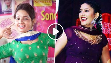 सपना चौधरी को पछाड़ने आ गई हैं हरयाणवी डांसर सुनीता बेबी, 1 करोड़ लोगों ने देखा इनका Video