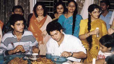 सचिन तेंदुलकर ने सौरव गांगुली के साथ इंस्टाग्राम पर शेयर की पुरानी तस्वीर