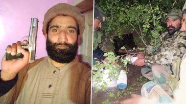 जम्मू कश्मीर: सुरक्षाबलों को बड़ी कामयाबी, बडगाम में आतंकी अड्डे का भंडाफोड़, लश्कर-ए-तैयबा का आतंकी जहूर वानी गिरफ्तार