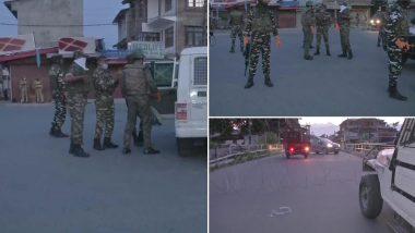 जम्मू-कश्मीर: सुरक्षाबलों को बड़ी कामयाबी, श्रीनगर के नवाकदल में हिजबुल मुजाहिदीन के 2 आतंकियों को किया ढेर