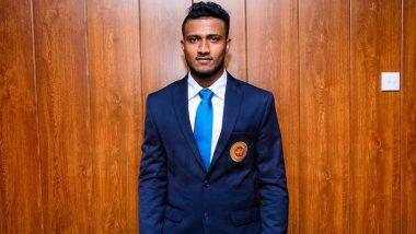ड्रग्स रखने के आरोप में श्रीलंकाई क्रिकेटर शेहान मदुशनका को पुलिस ने हिरासत में लिया