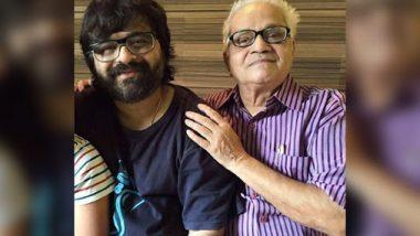संगीतकार प्रीतम चक्रवर्ती के पिता सुबोध चक्रवर्ती का 86 की उम्र में हुआ निधन