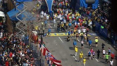 कोविड-19 के कारण बोस्टन मैराथन रद्द